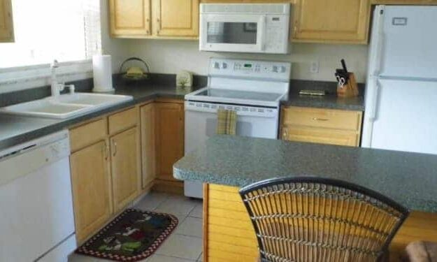 Sister Property Two Bedroom, Island's End Resort